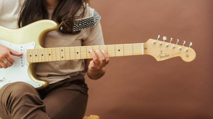 How To Be Creative In Your Guitar Chords