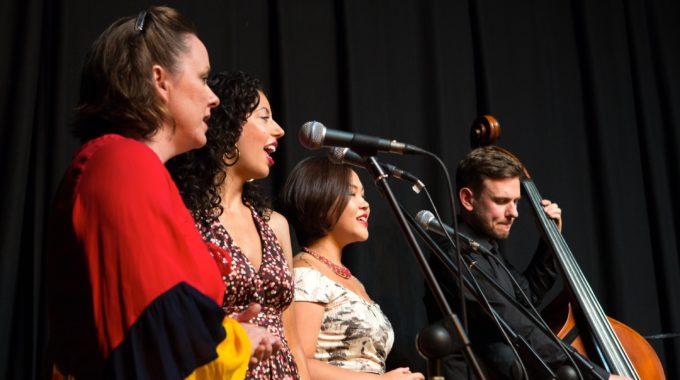 Melbourne Things To Do Vocal Quartet