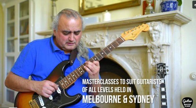 Melbourne Guitar Masterclass, Jazz, Flamenco, Blues