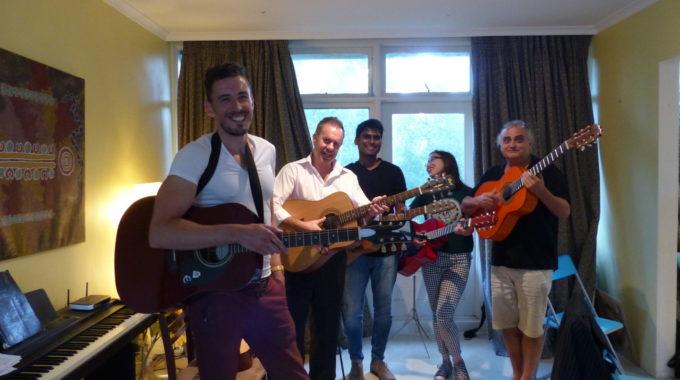 Melbourne Sydney Guitar Courses