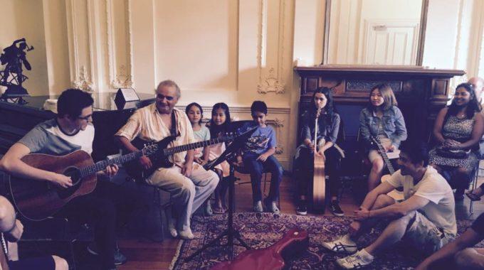 Melbourne Creative Guitar Social Club