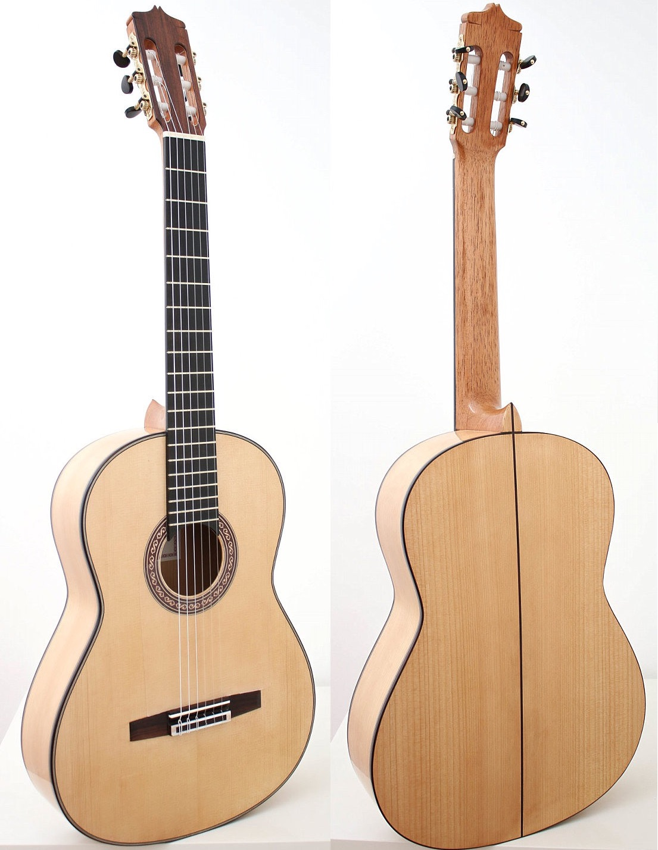 Flamenco concert guitar Eduardo Durán Ferrer for sale