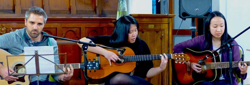 Melbourne Creative Guitar School event - concert - 5