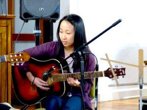Melbourne Creative Guitar School event - concert- 4