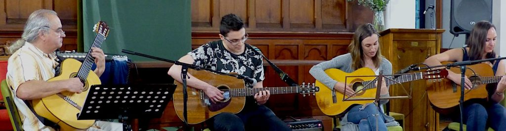 Melbourne Creative Guitar School event - concert - 7