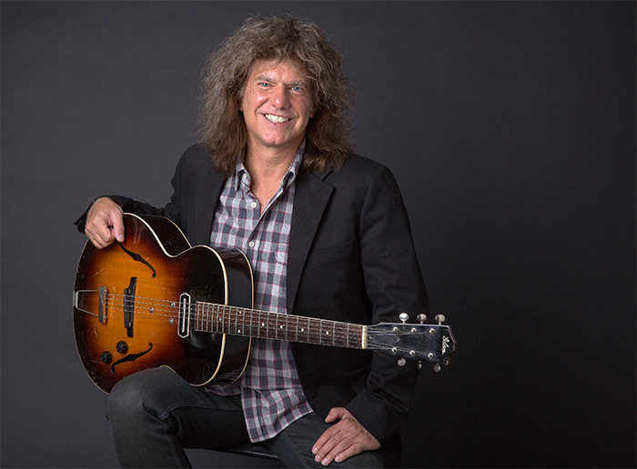 jazz guitar lessons inspired by pat metheny