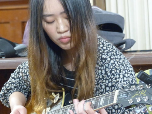 Melbourne Guitar Lessons Yahui