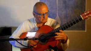 The Way You Make Me Feel, M Jackson, played by Thomas Lorenzo, flamenco guitar