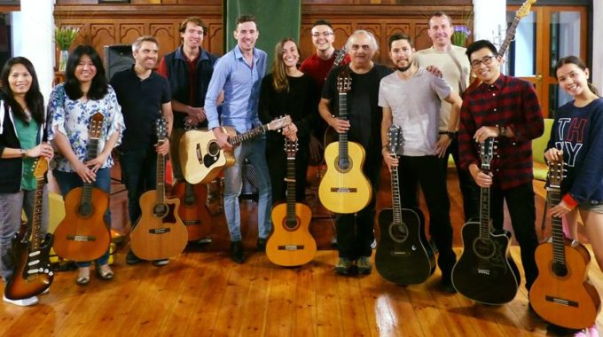 Melbourne Guitar Lessons Group Concerts