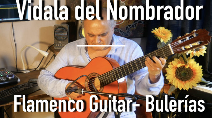 Flamenco Guitar Bulerias