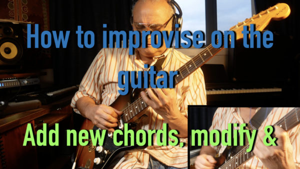 Guitar Improvisation Tip